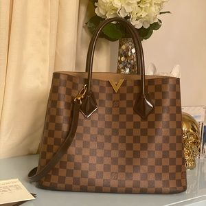 Louis Vuitton Kensington tote / top handle…